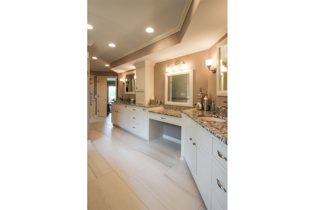 Master Bath Remodel | RTA Studio | Residential Architects Dublin Ohio