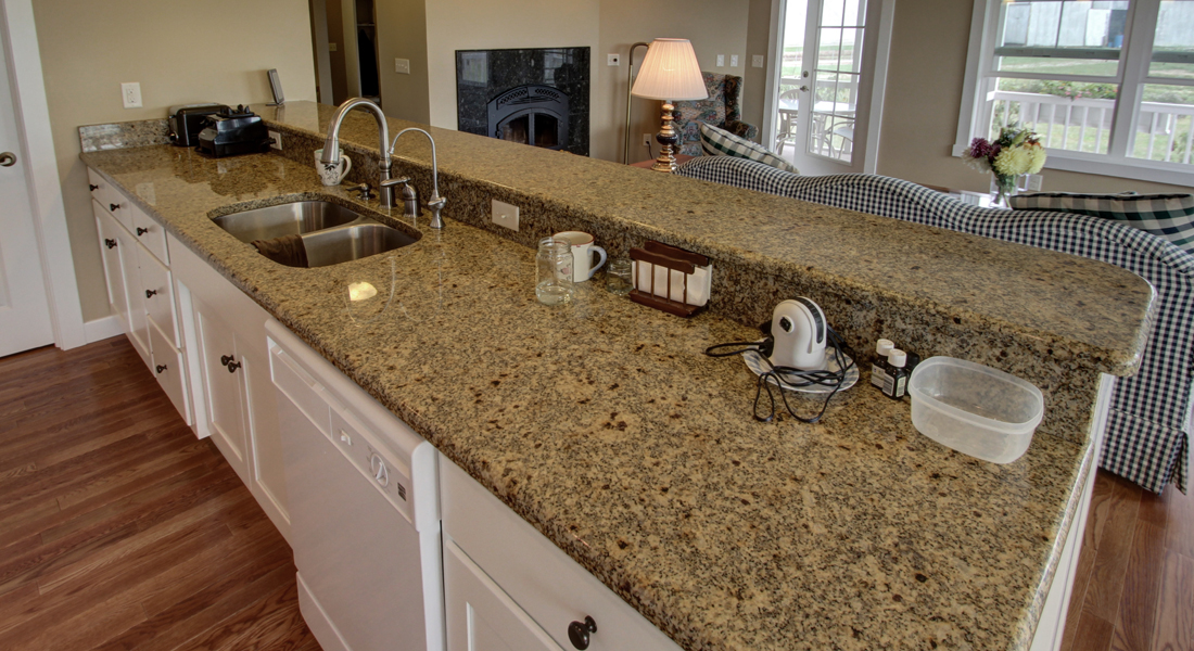 Kitchen Countertop For Eating