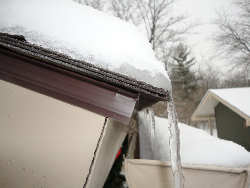How To Prevent Ice Damming From Ruining Your Roof