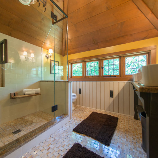 cottage remodel addition master bath