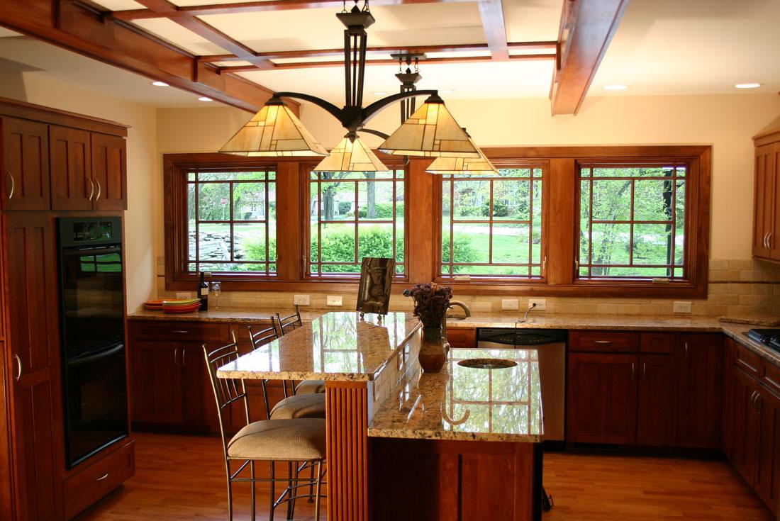 prairie ranch remodel kitchen