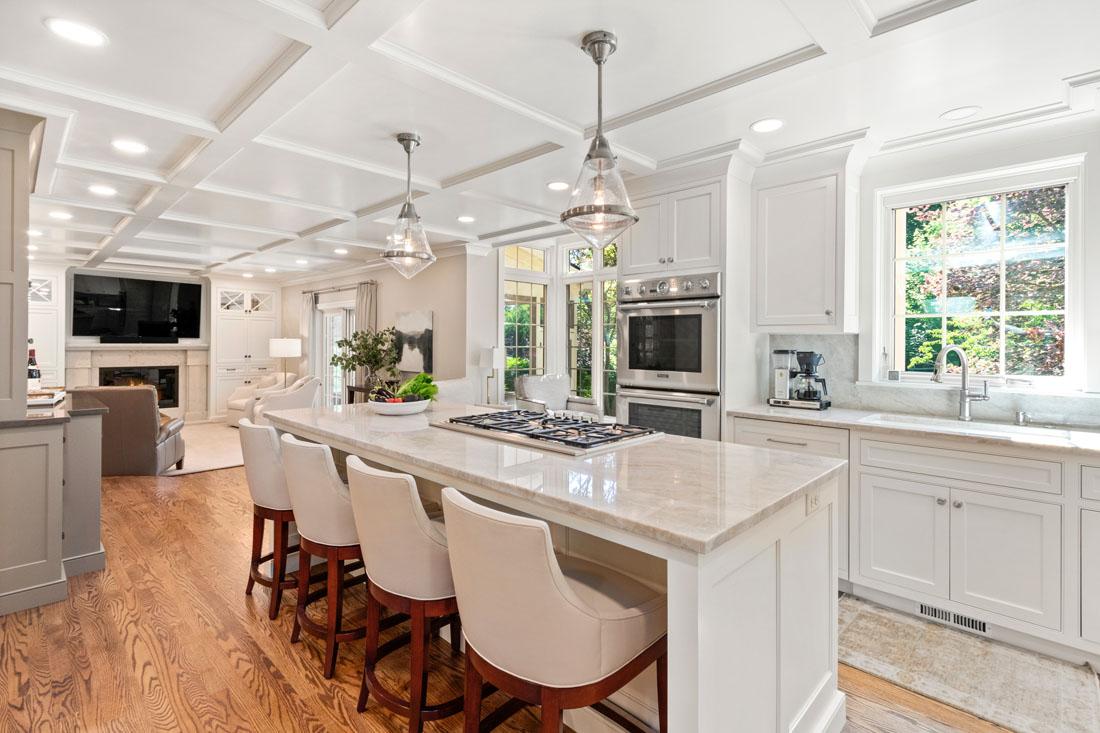 Luxury Kitchen Remodeling Richard Taylor Architects
